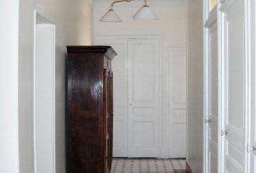 couloir rénové